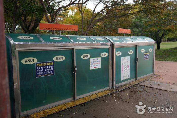 Gwanghallu Pavilion (광한루)