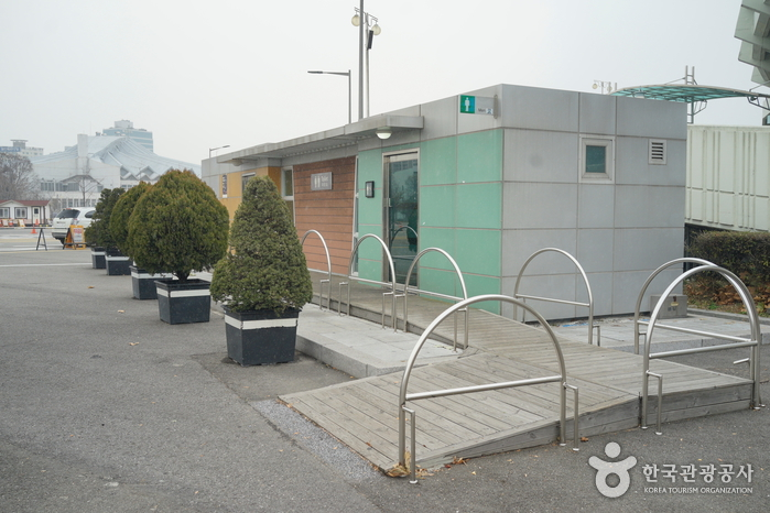 Complexe Sportif de Séoul / Complexe Spo...