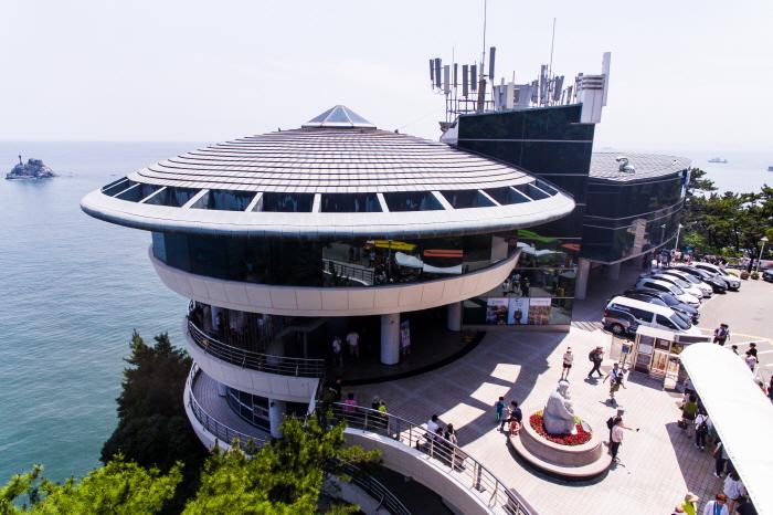 太宗台展望台(태종대 전망대)