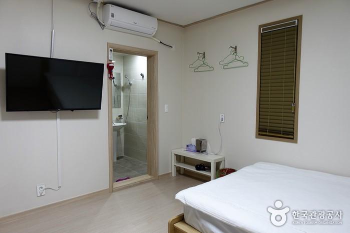 ハブゲストハウス[韓国観光品質認証](허브게스트하우스[한국관광품질인증/Korea Quality])