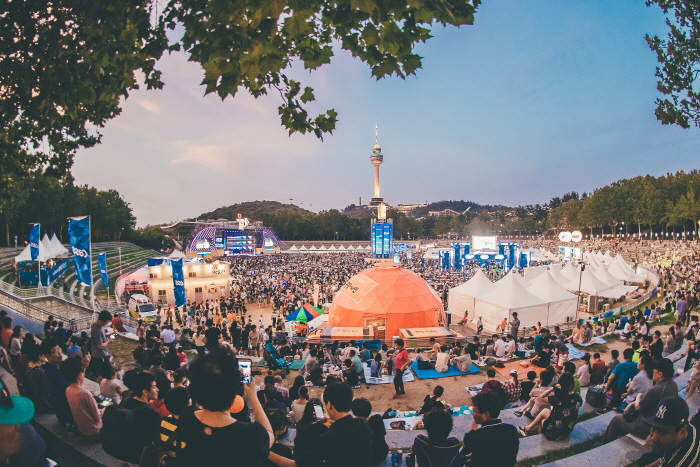 Daegu Chimac Festival (대구치맥페스티벌)