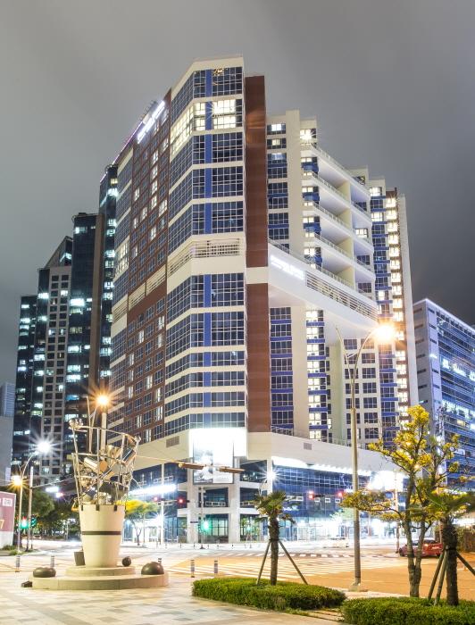 Centum Premier Hotel (센텀프리미어 호텔)