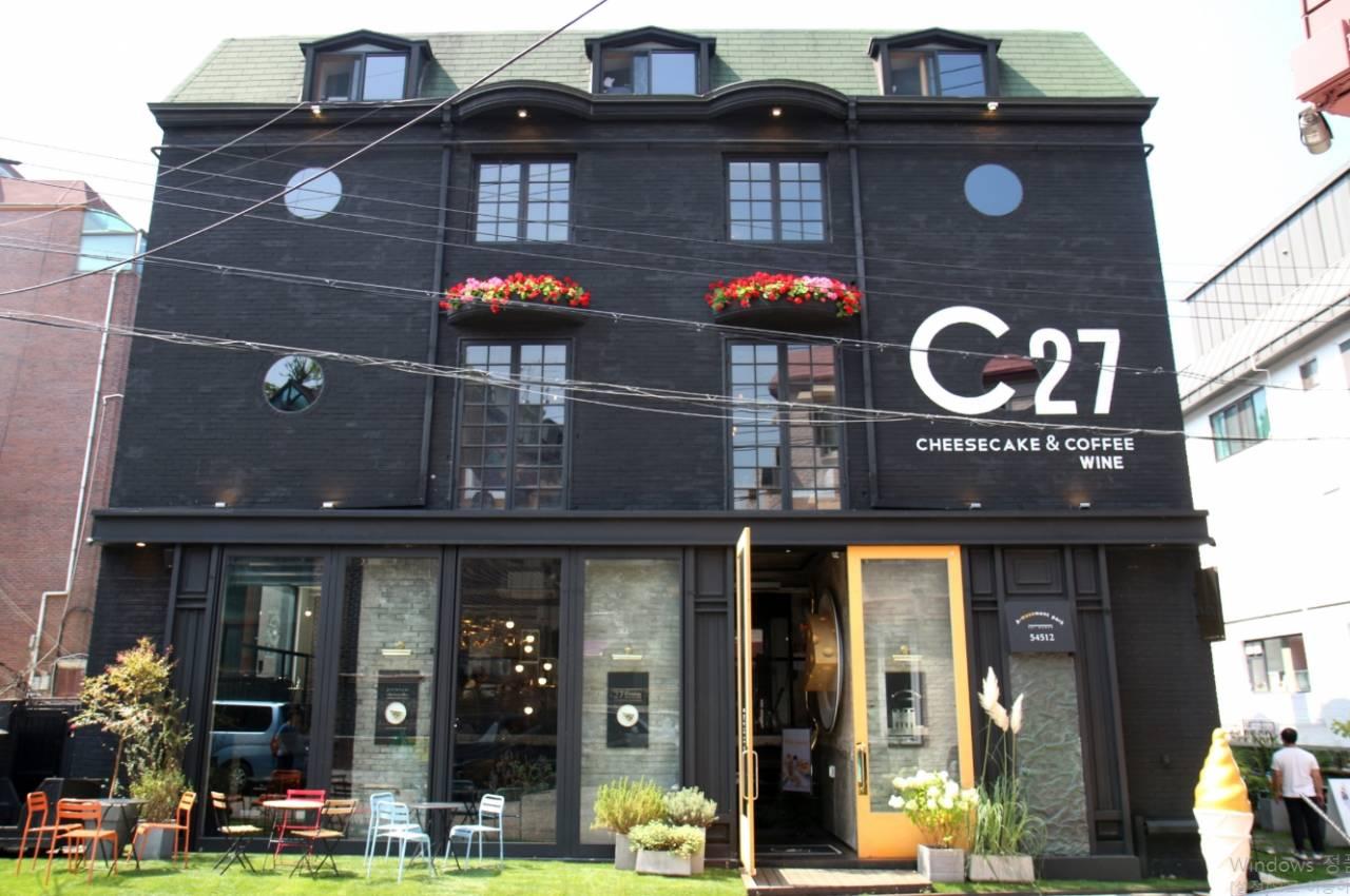 C27 Garosugil(C27 가로수길)