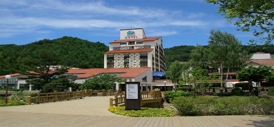 龍平リゾート(용평리조트)