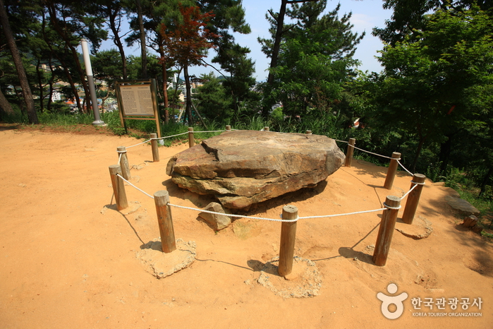 金海龟旨峰김해 구지봉