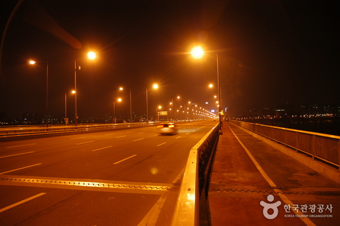 Night View from Mapo Bridge (마포대교 야경)