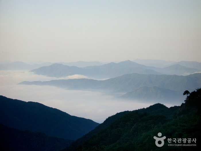 Jirisan National Park (Sancheong) (지리산국립공원 - 산청)
