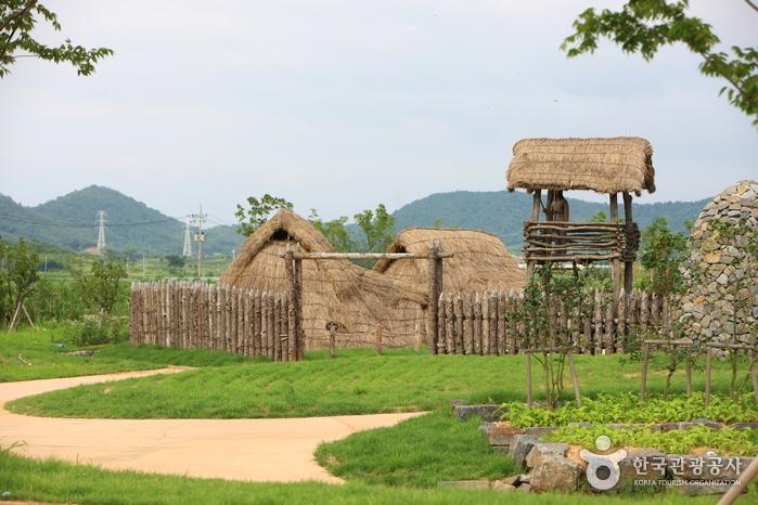 Dolmenmuseum Gochang (고창고인돌박물관)