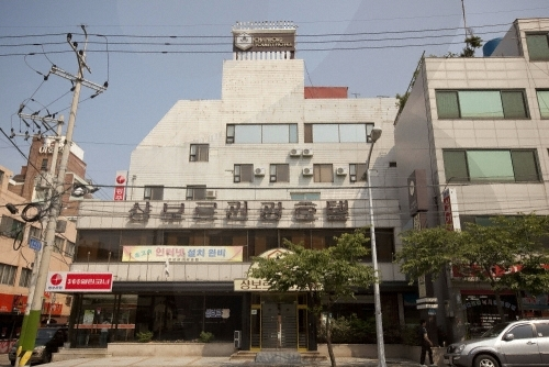 シャンボール観光ホテル(샹보르 관광호텔)