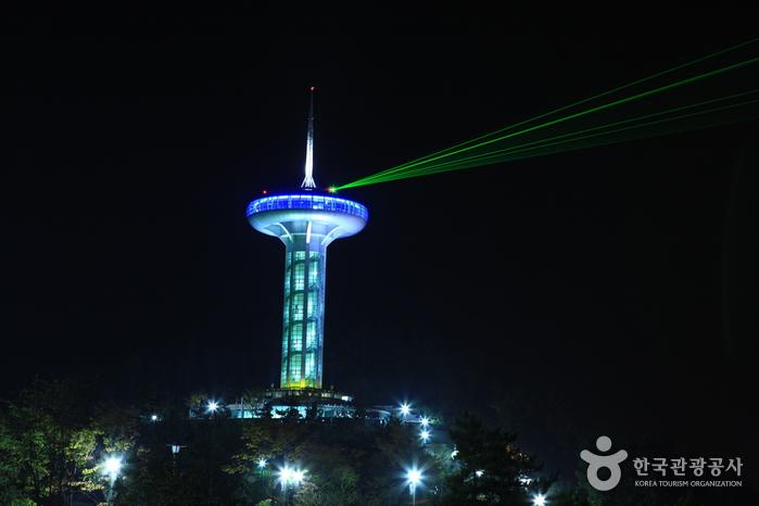 莞島タワー(완도타워)
