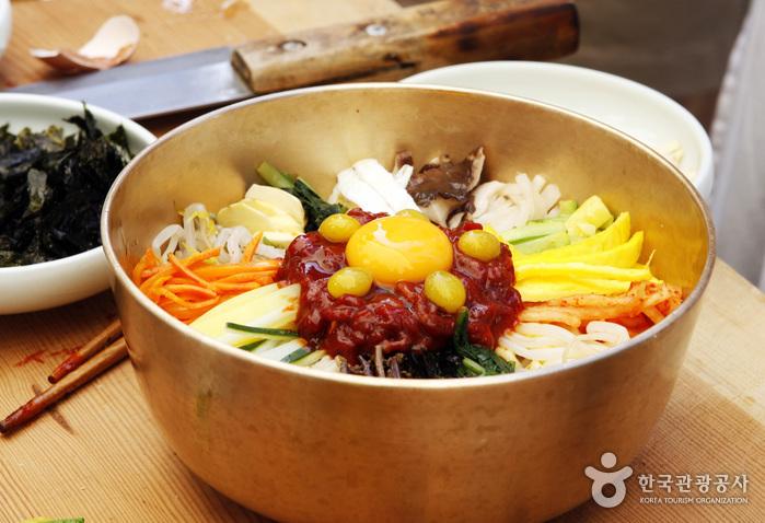 비빔밥 체험