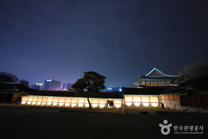 Changdeokgung Palace and Huwon ( ) [UNESCO World Heritage]