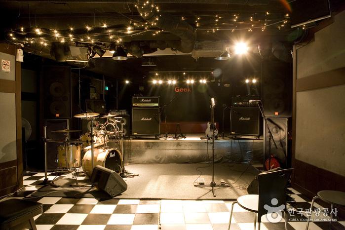 GEEK LIVE HOUSE(긱 라이브하우스)