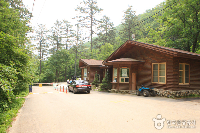 Saneum National Recreational Forest (국립 산음자연휴양림)