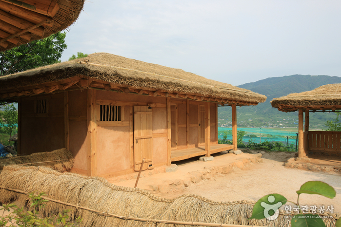 Choe Champandaek (Wohnsitz von Choe Champan) (최참판댁)