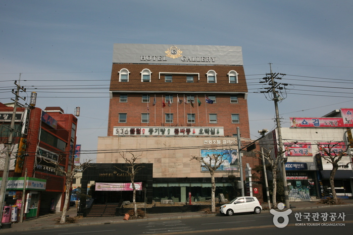 清州Gallery观光酒店<br>(청주갤러리관광호텔)