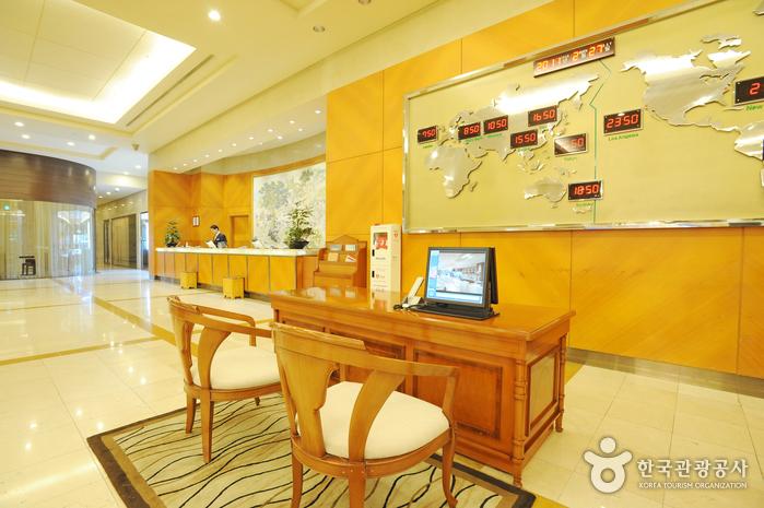 Lotte Hotel Ulsan (롯데호텔 울산)