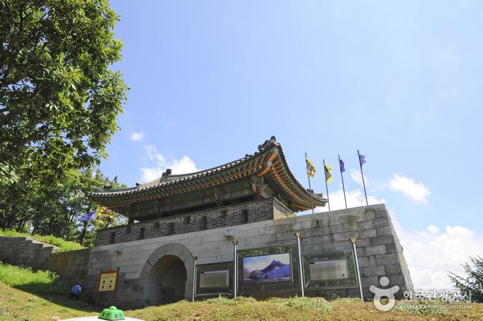 Munsusanseong Fortress (김포 문수산성)