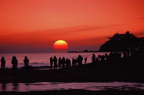 Jeongdongjin Sunrise Festival (정동진 해돋이축제)