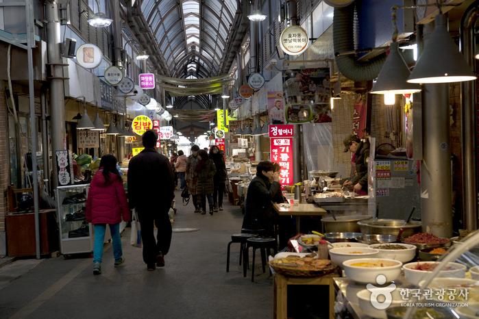 通仁市場(통인시장)4