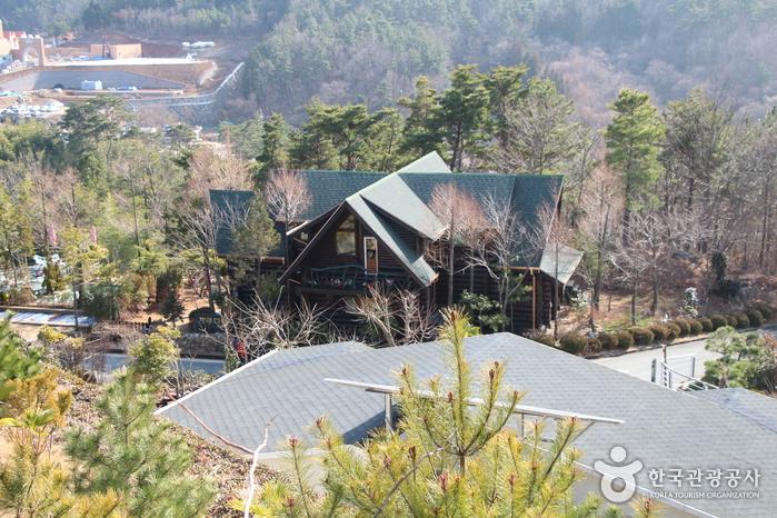 Деревня садового искусства (원예예술촌)