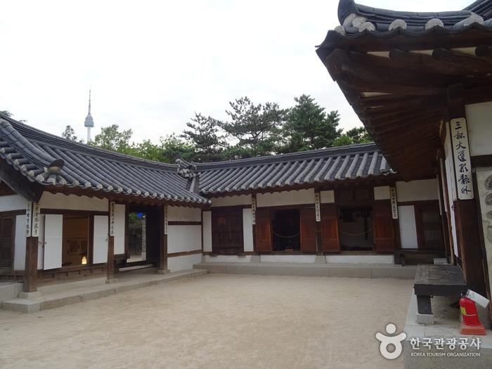 삼청동오위장김춘영가옥
