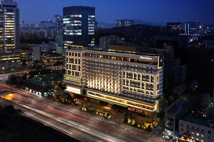 ソウルパレス ホテル(서울팔래스호텔)