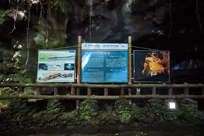 Höhle Manjanggul (만장굴)