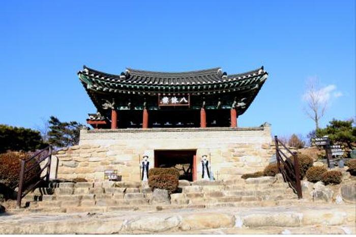 清風文化財団地(청풍문화재단지)