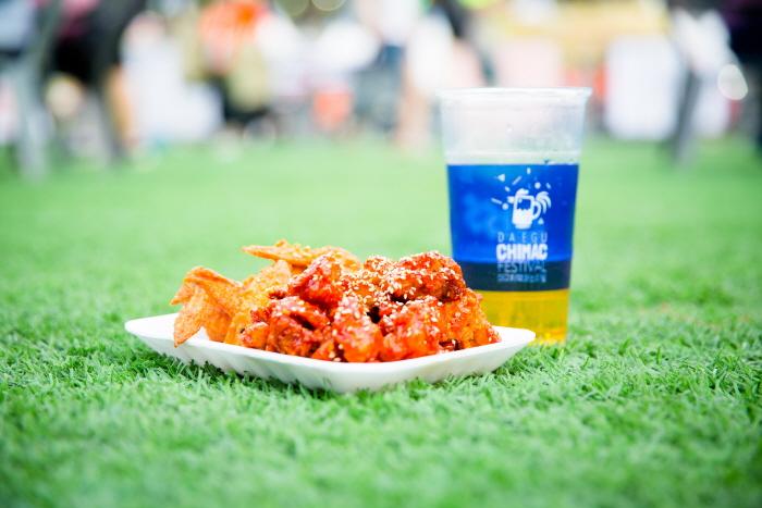 Фестиваль пива и курицы в Тэгу (대구치맥페스티벌)