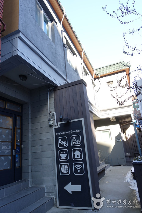 ホステルバニラ2[韓国観光品質認証](호스텔바닐라2[한국관광품질인증/ Korea Quality])