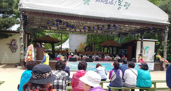 누들페스티벌 '봄날의 메밀' 축제 2018  사진3