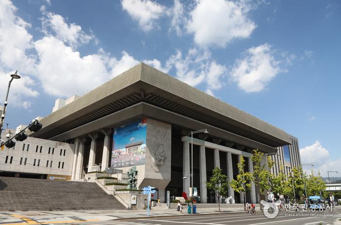 世宗文化會館<br>(세종문화회관)