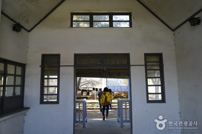 Woljeong-ri Station (월정리역)