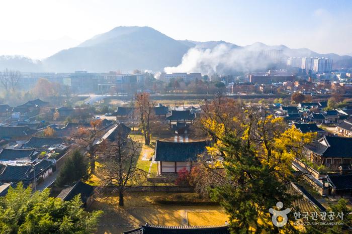 Konfuzianische Akademie Jeonjuhyanggyo (전주향교)