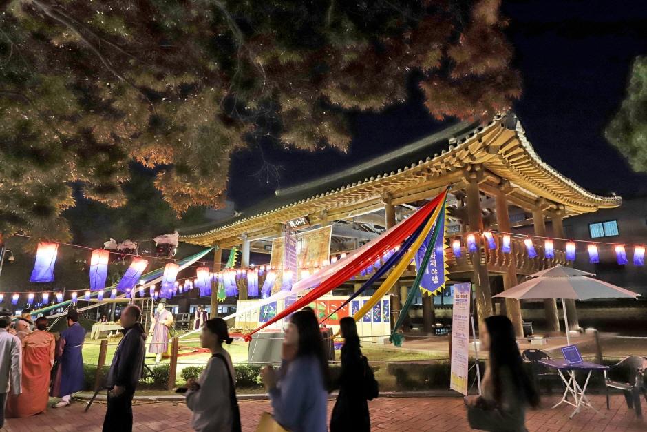 清州文化財夜行(청주문화재야행)