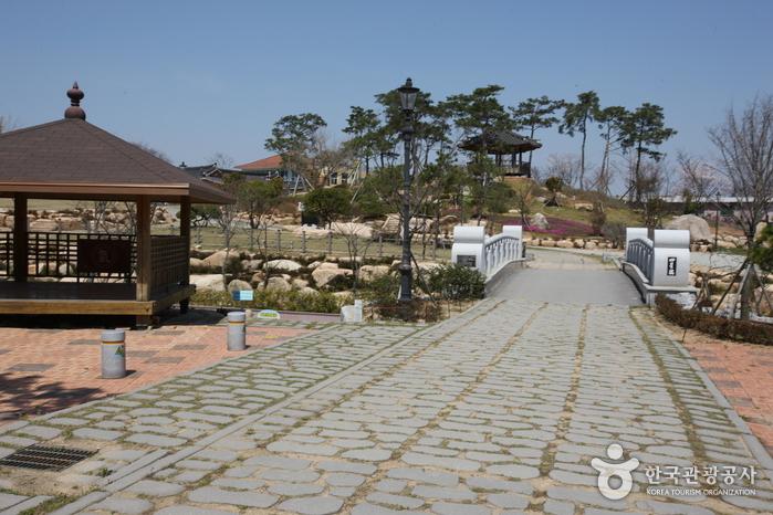 Gichan Land del Monte Wolchulsan (월출산 기찬랜드)