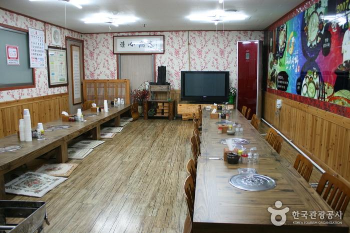 サンソン食堂(산성식당)