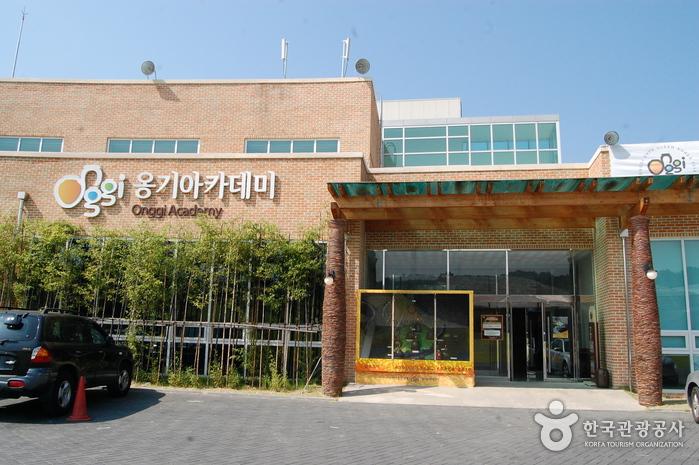 Деревня гончарных изделий на горе Вегосан (외고산옹기마을)19