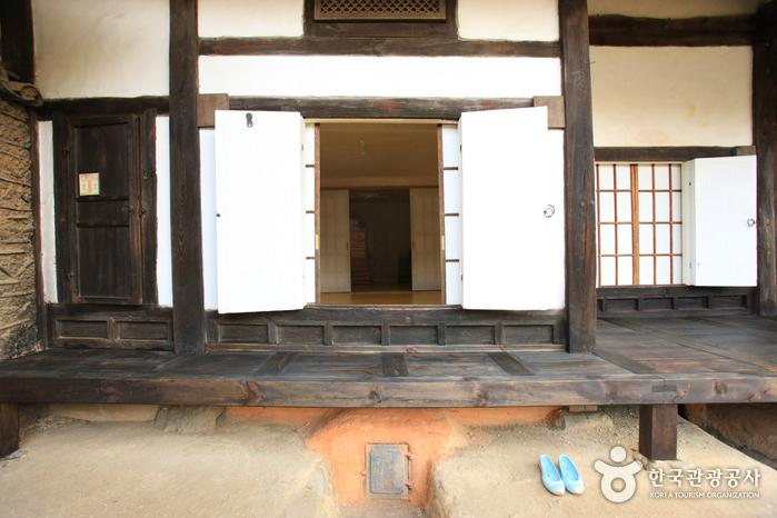 Старинный дом Сонсо