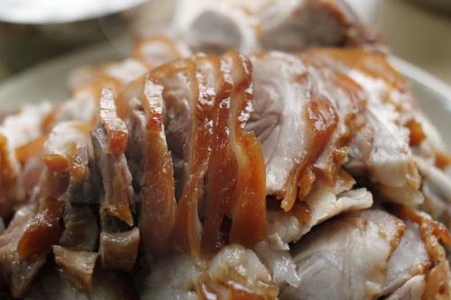 Первый ресторан «Чанчхундон хальмони чиб» (원조1호 장충동할머니집)9