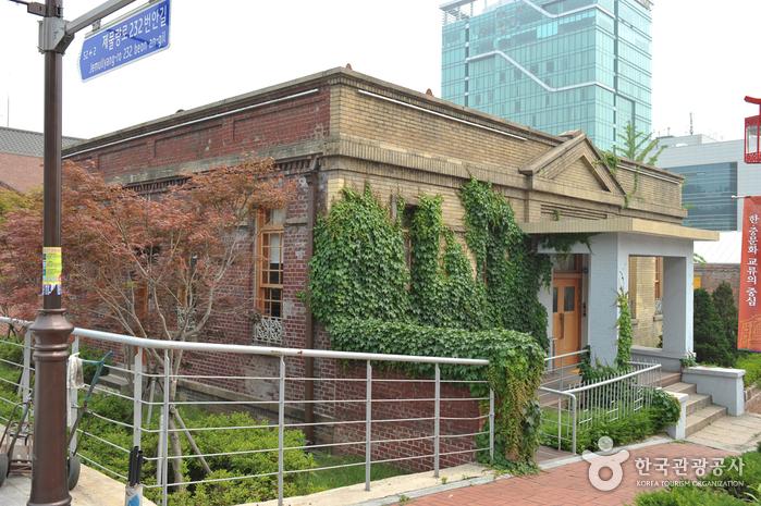 旧日本郵船株式会社仁川支店(구 일본우선(郵船)주식회사 인천지점)