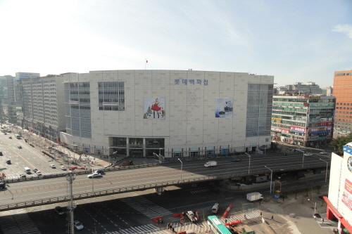 Lotte Department Store - Jungdong Branch (롯데백화점 - 중동점)