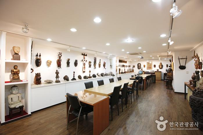Musée Myeongin (명인박물관)