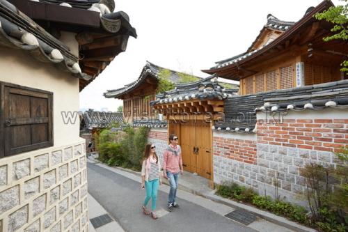 Bukchon Hanok Village (북촌한옥마을)