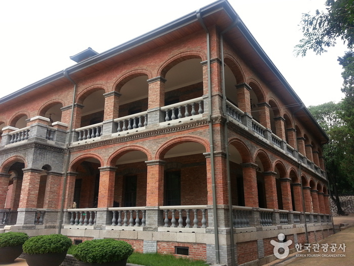 Jungmyeongjeon Hall (중명전)