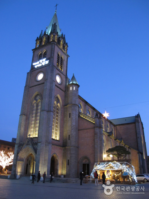 Myeong-dong Cathedral (서울 명동성당)