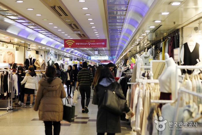Bupyeong Modoo Mall (Bupyeong Underground Shopping Mall) (부평모두몰(부평지하도상가))