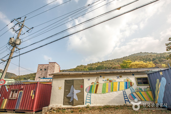 전주 산성벽화마을