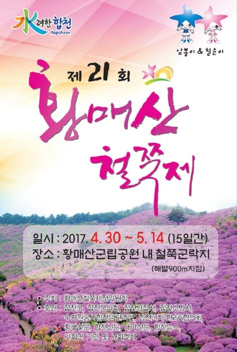 합천 황매산철쭉제 2017 사진2